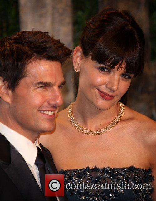 Katie Holmes and Tom Cruise 3