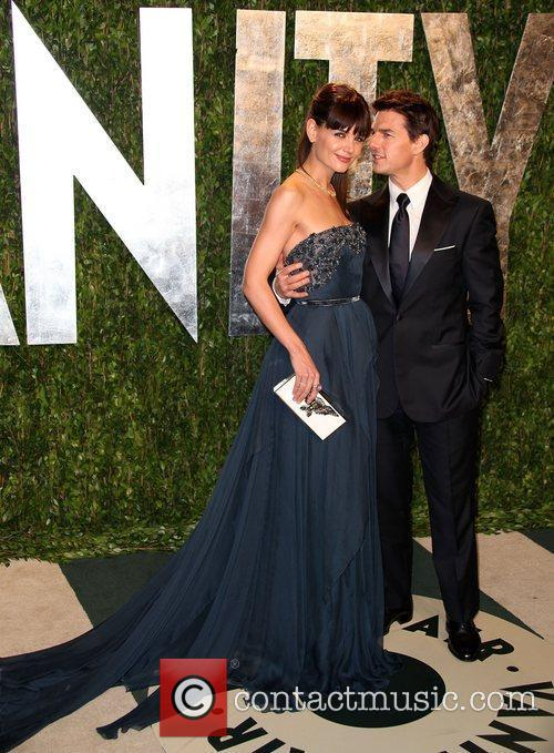 Katie Holmes and Tom Cruise 4
