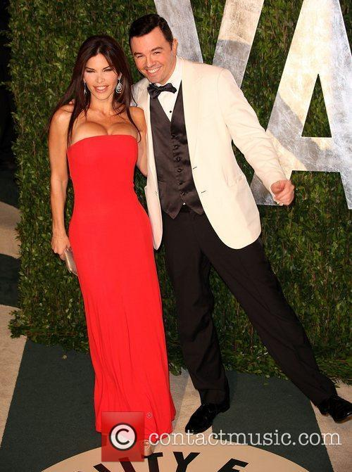 Lauren Sanchez and Seth Macfarlane 2