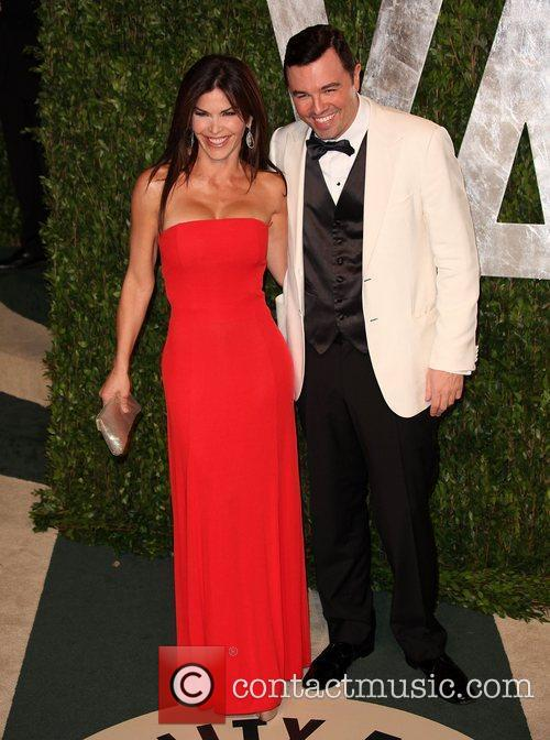Lauren Sanchez and Seth Macfarlane 3