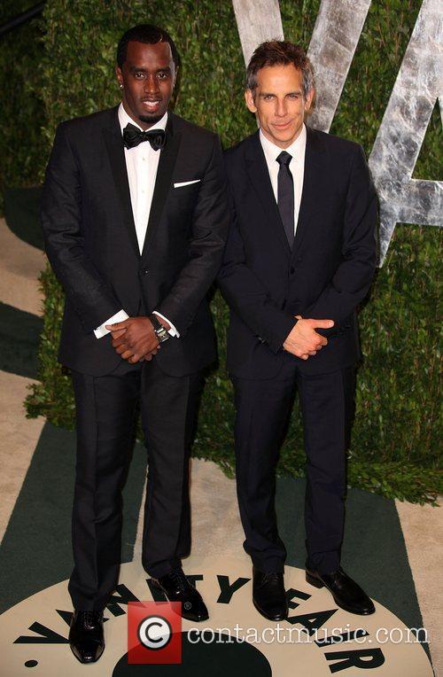 Sean Combs and Ben Stiller 3