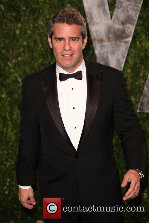 Andy Cohen 2012 Vanity Fair Oscar Party at...