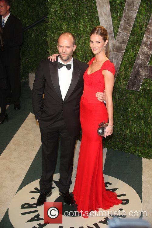 Jason Statham and Rosie Huntington-whiteley 7