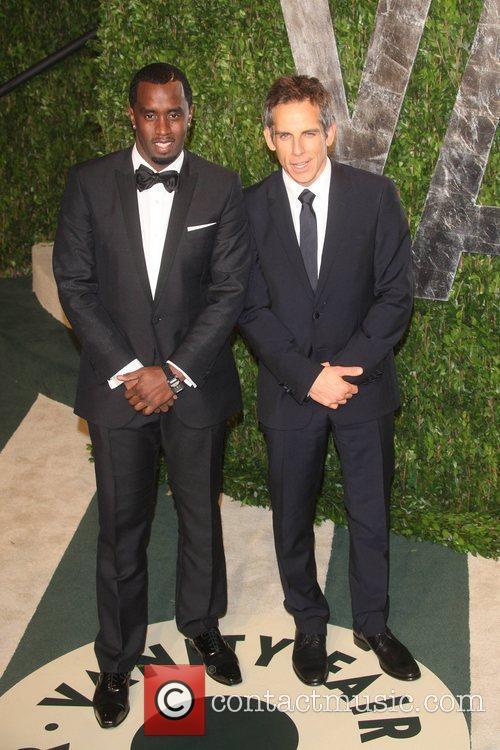 Sean Combs and Ben Stiller 2