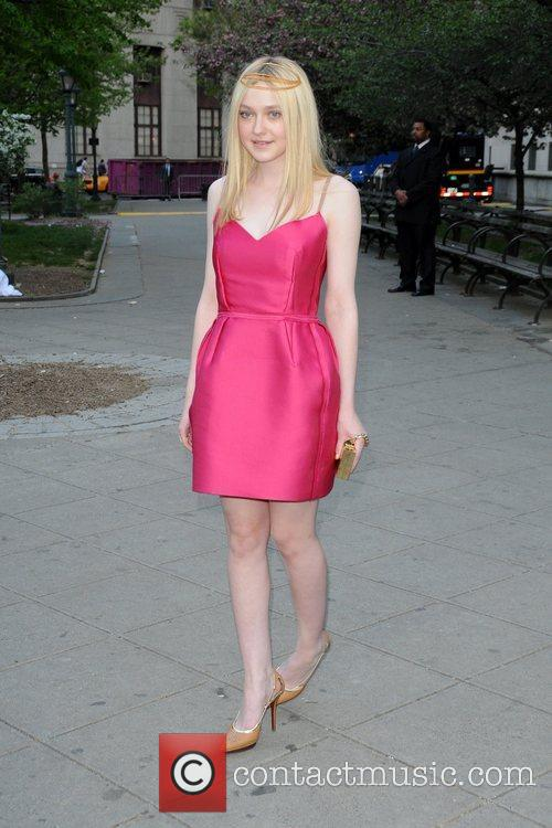Dakota Fanning and Tribeca Film Festival 2
