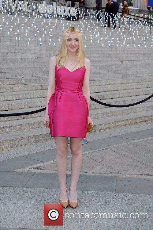 Dakota Fanning and Tribeca Film Festival 4