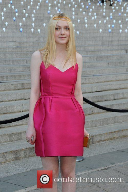 Dakota Fanning and Tribeca Film Festival 5