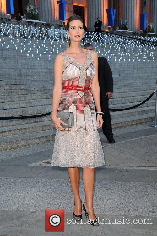 Ivanka Trump and Tribeca Film Festival 2