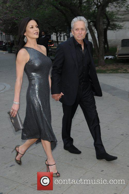 Michael Douglas, Catherine Zeta Jones and Tribeca Film Festival 3
