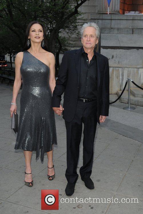 Michael Douglas, Catherine Zeta Jones and Tribeca Film Festival 4