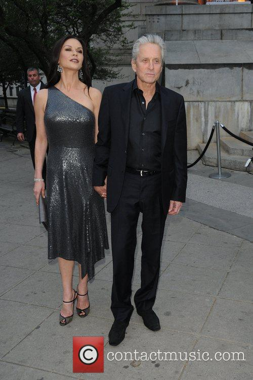 Michael Douglas, Catherine Zeta Jones and Tribeca Film Festival 5