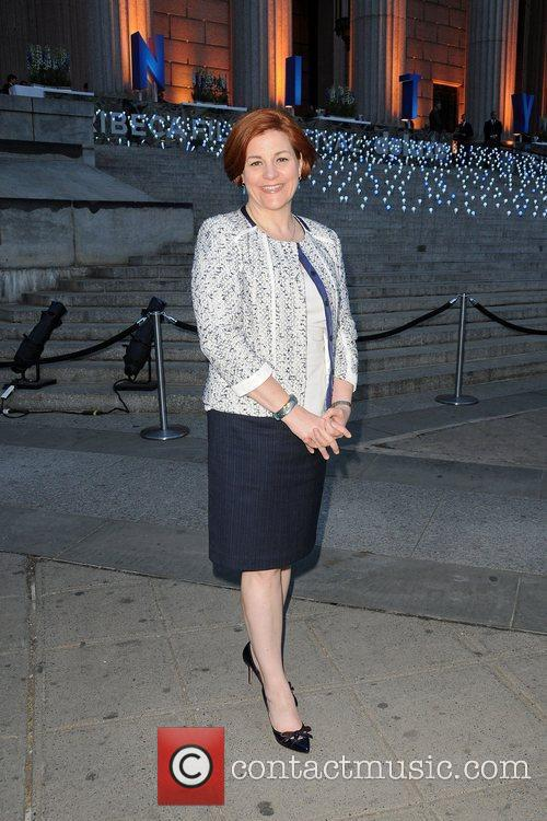 Christine Quinn and Tribeca Film Festival 5