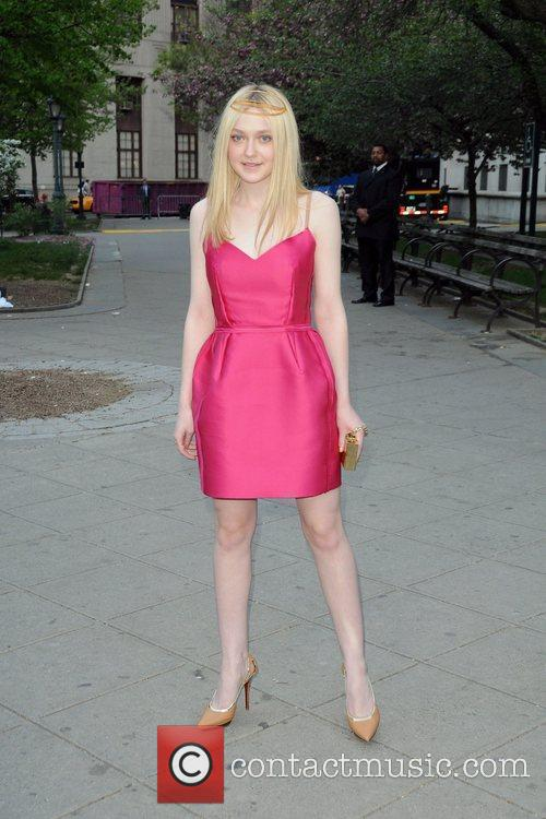 Dakota Fanning and Tribeca Film Festival 10
