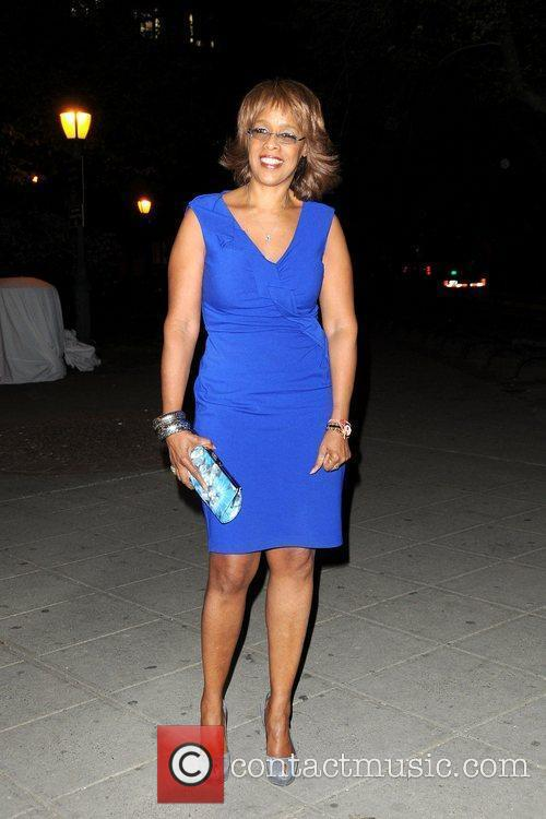 Gayle King and Tribeca Film Festival 8
