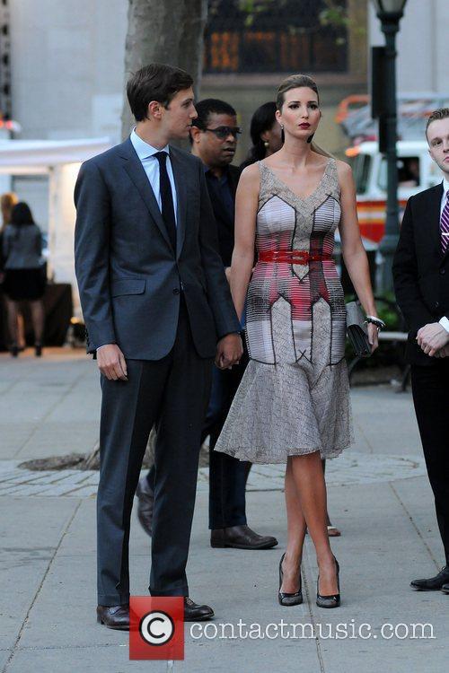 Jared Kushner, Ivanka Trump and Tribeca Film Festival 10