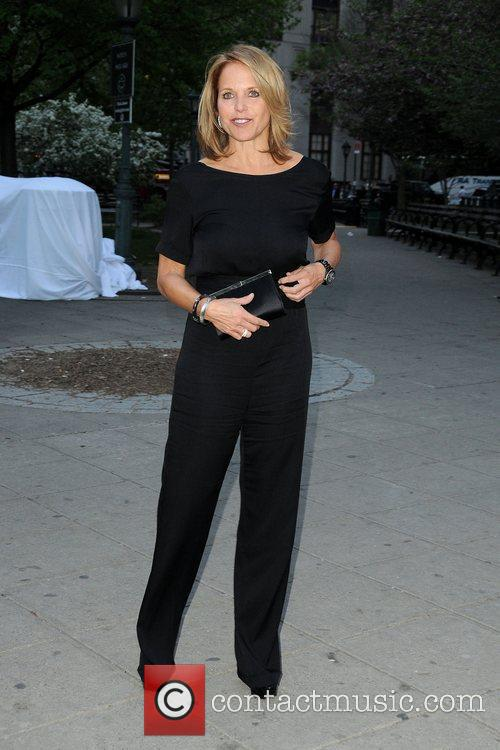 Katie Couric and Tribeca Film Festival