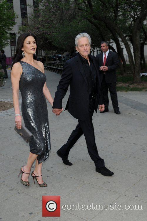 Michael Douglas, Catherine Zeta Jones and Tribeca Film Festival 8