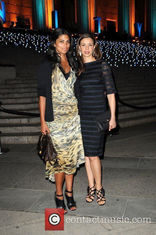 Rachel Roy, Drena De Niro and Tribeca Film Festival 1