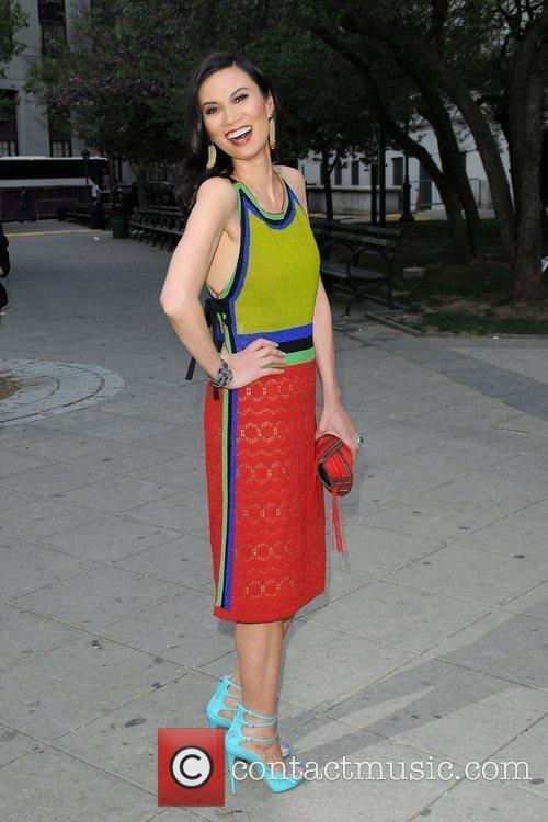Wendi Deng and Tribeca Film Festival 2