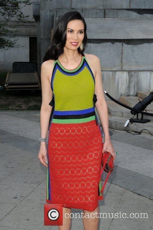 Wendi Deng and Tribeca Film Festival 3