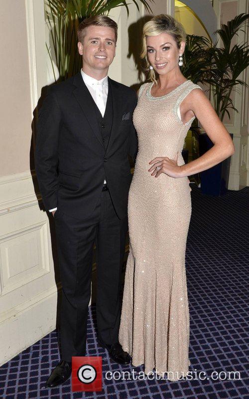 Brian Ormond, Pippa O'Connor Variety Children's Charity Humanitarian...