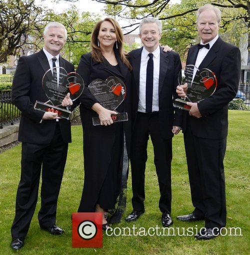 Derek O'Neill, Caroline Downey, Louis Walsh, Dr Fin...