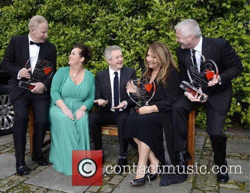 Dr Fin Breatnach, Doreen Smyth (Variety), Louis Walsh,...