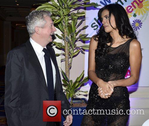 Louis Walsh, Ivian Sarcos (Miss World 2011) Variety...
