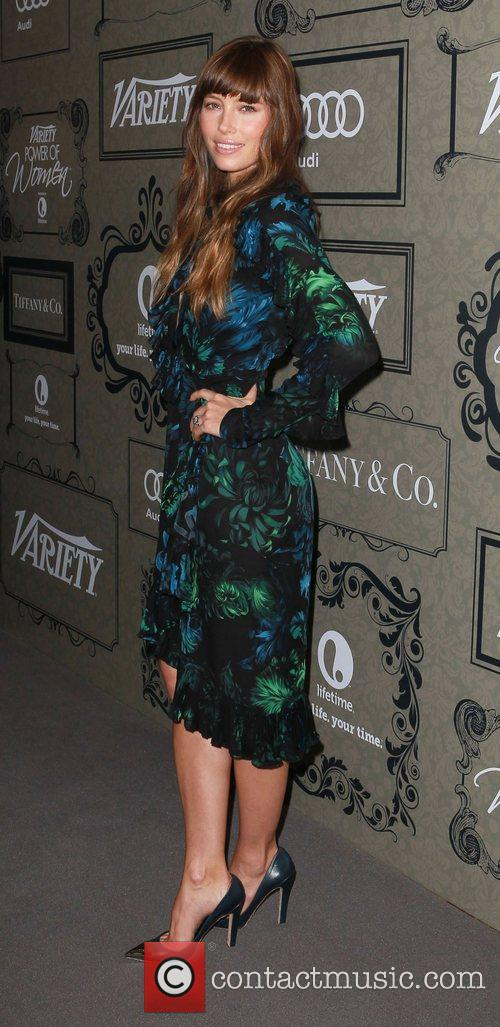 Jessica Biel  Variety's 4th Annual Power Of...