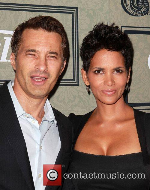 Olivier Martinez and Halle Berry  Variety's 4th...