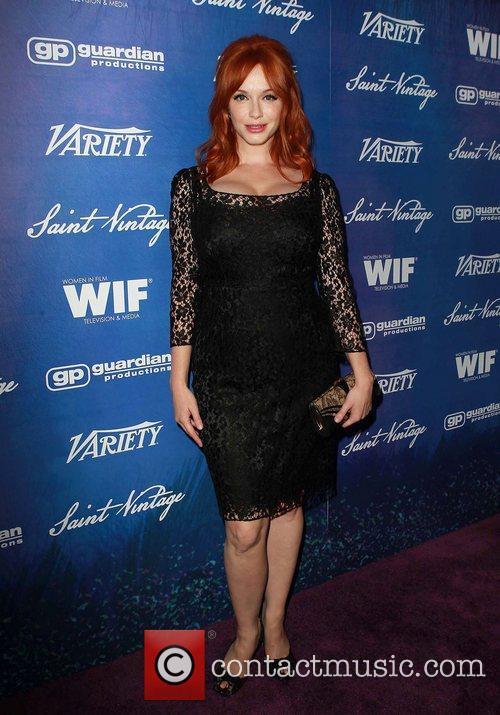 Christina Hendricks  Variety and Women in Film...