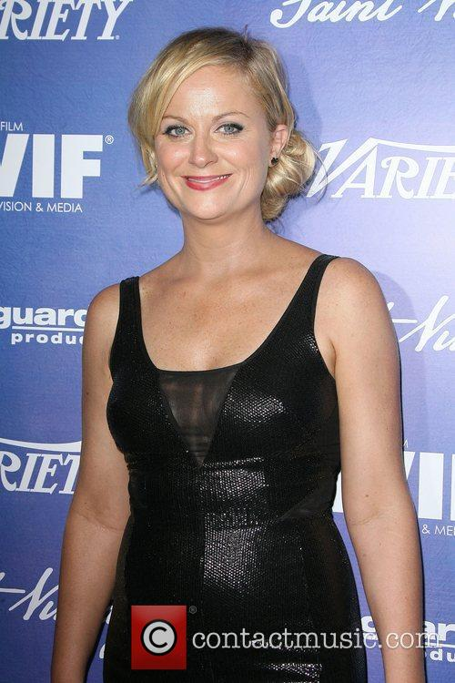 Amy Poelher Variety And Women In Film Pre-EMMY...