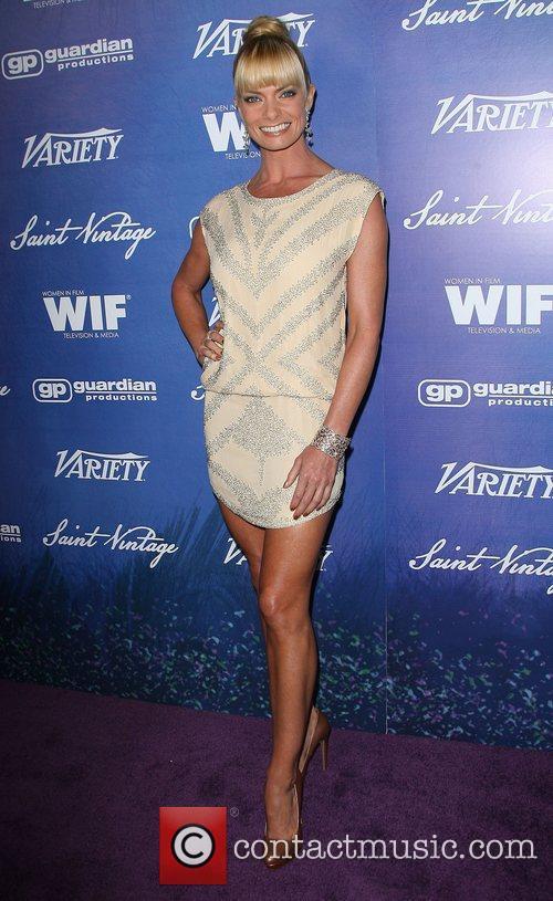 Jaime Pressley Variety And Women In Film Pre-EMMY...