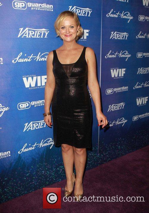 Amy Poehler Variety And Women In Film Pre-EMMY...