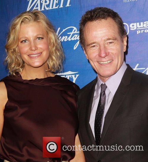 Bryan Cranston, Anna Gunn Variety And Women In...