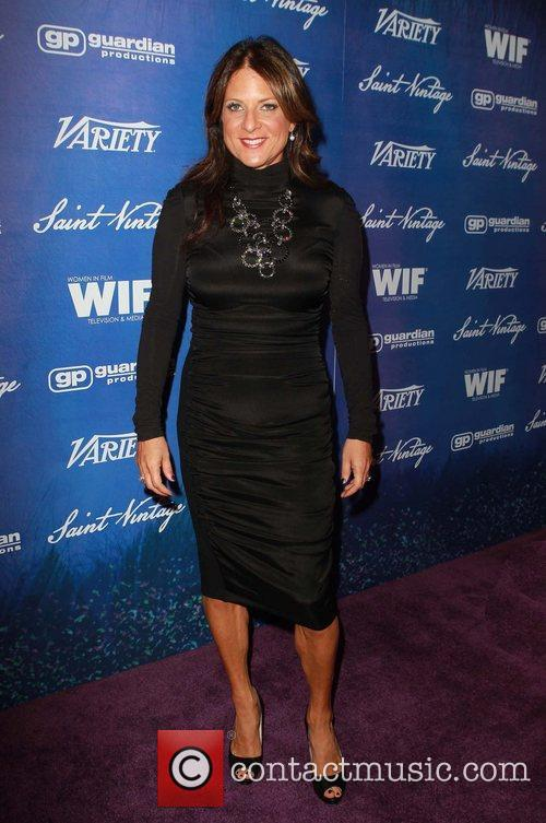 Cathy Schulman Variety And Women In Film Pre-EMMY...