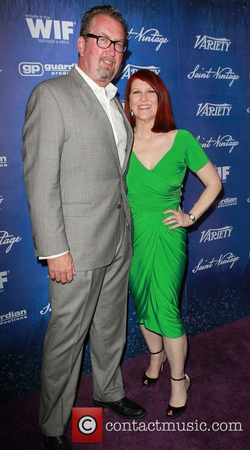Chris Haston, Kate Flannery Variety And Women In...