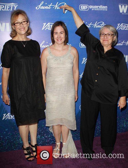Gayle Nachlis, Meg Linker-Estes, Jane Garcia Variety And...