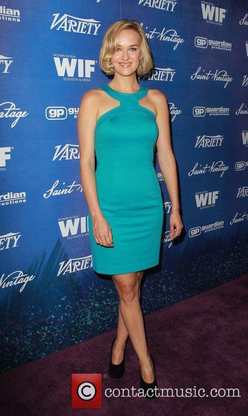 Jess Weixler Variety And Women In Film Pre-EMMY...