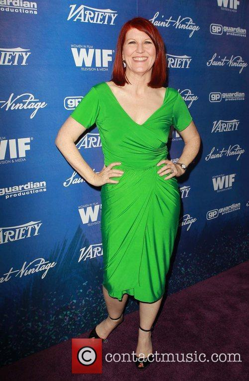 Kate Flannery Variety And Women In Film Pre-EMMY...