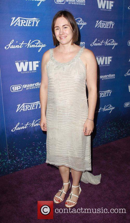Meg Linker-Estes Variety And Women In Film Pre-EMMY...