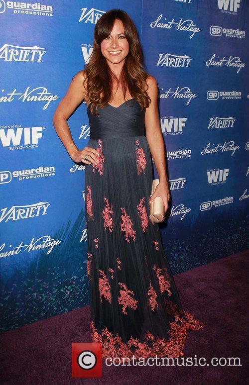 Nikki Deloach Variety And Women In Film Pre-EMMY...