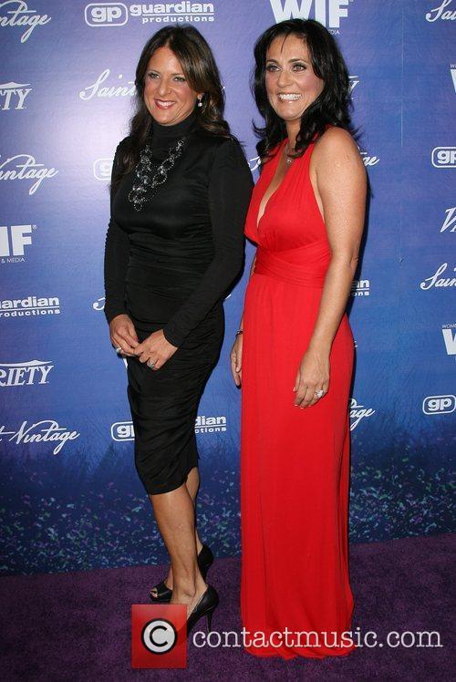 Cathy Schulman and Danica Krislovich Variety And Women...