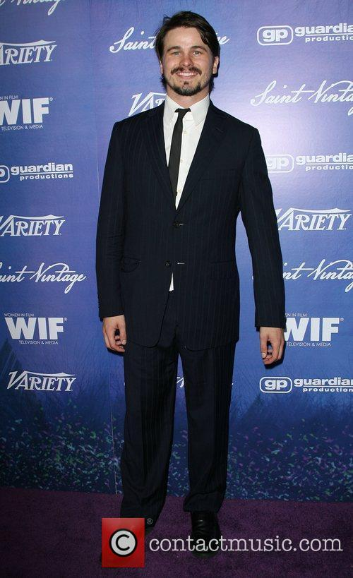 Jason Ritter Variety And Women In Film Pre-EMMY...