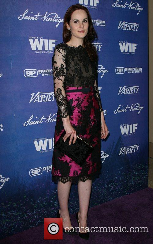 Michelle Dockery Variety And Women In Film Pre-EMMY...