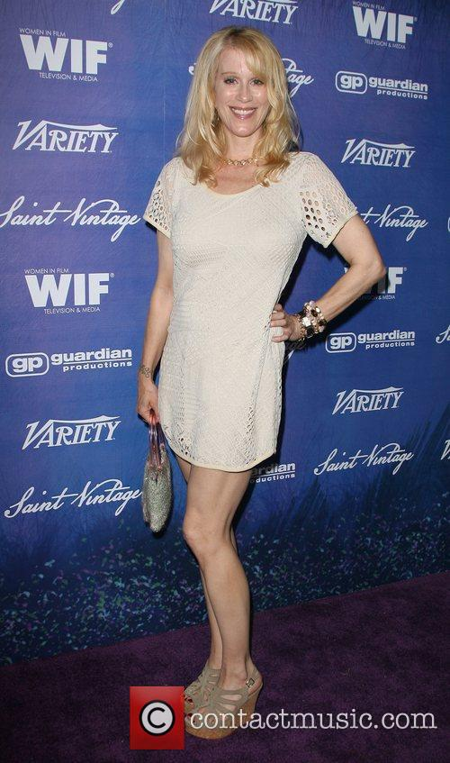 Moira Wailey-Buckett Variety And Women In Film Pre-EMMY...