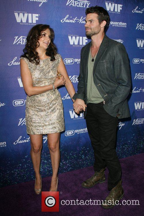 Rachael Leigh Cook and Daniel Gillies Variety And...