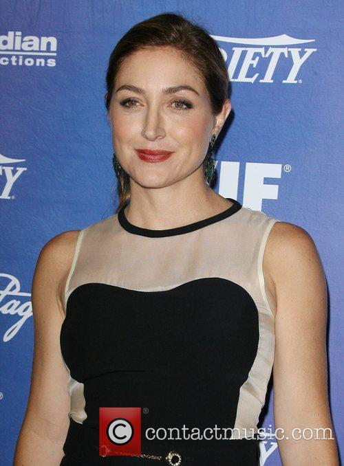 Sasha Alexander Variety And Women In Film Pre-EMMY...