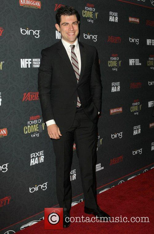 Max Greenfield  3rd Annual Variety Power of...