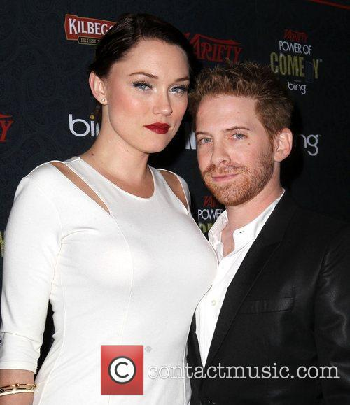 Seth Green and Clare Grant 5